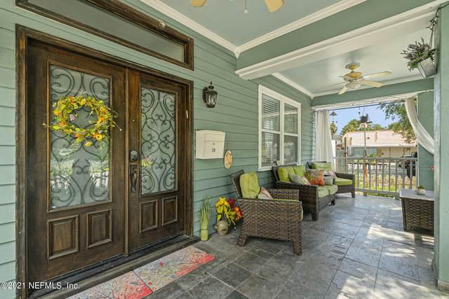 10 Cincinnati Ave, St Augustine, FL 32084 (MLS #1130610) :: EXIT Real Estate Gallery