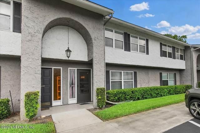 695 A1a N Unit 38, Ponte Vedra Beach, FL 32082 (MLS #1130615) :: The Volen Group, Keller Williams Luxury International