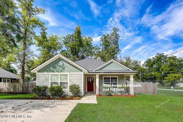 10184 Sherman Ave, Glen St. Mary, FL 32040 (MLS #1130617) :: Engel & Völkers Jacksonville