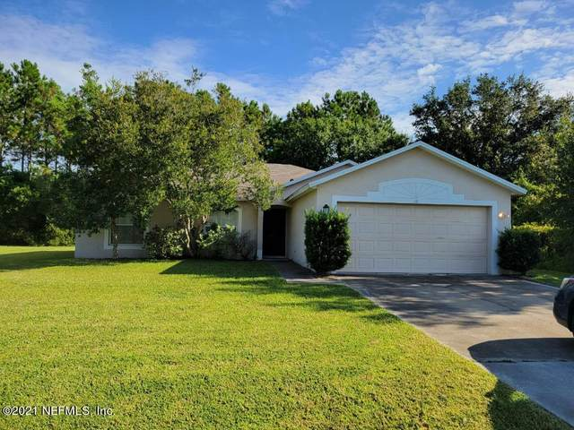 10 Buffalo View Ln, Palm Coast, FL 32137 (MLS #1130632) :: The Collective at Momentum Realty