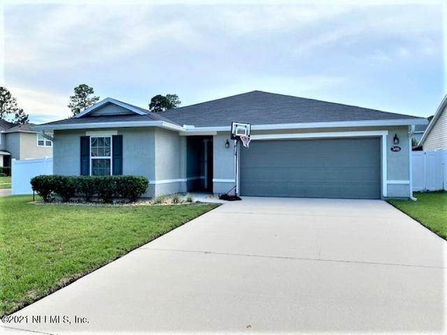 76906 Timbercreek Blvd, Yulee, FL 32097 (MLS #1130672) :: The Collective at Momentum Realty