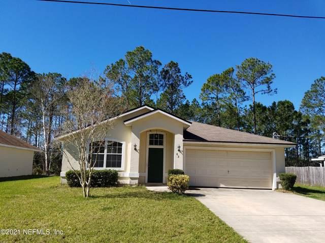 63 Robinson Dr, Palm Coast, FL 32164 (MLS #1130677) :: Ponte Vedra Club Realty