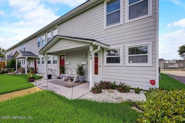 846 Cavalla Rd, Atlantic Beach, FL 32233 (MLS #1130683) :: Berkshire Hathaway HomeServices Chaplin Williams Realty