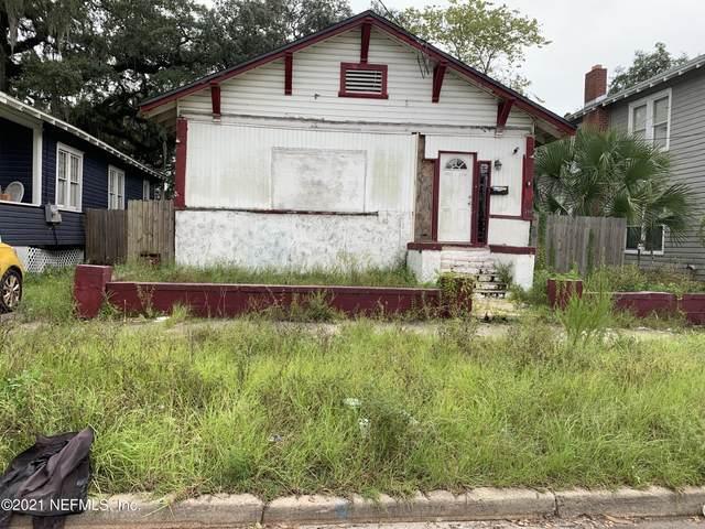 Address Not Published, Jacksonville, FL 32206 (MLS #1130724) :: Olde Florida Realty Group