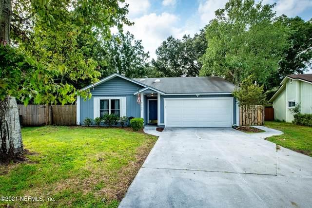 8027 Honeysuckle Ln, Jacksonville, FL 32244 (MLS #1130764) :: The Randy Martin Team | Compass Florida LLC