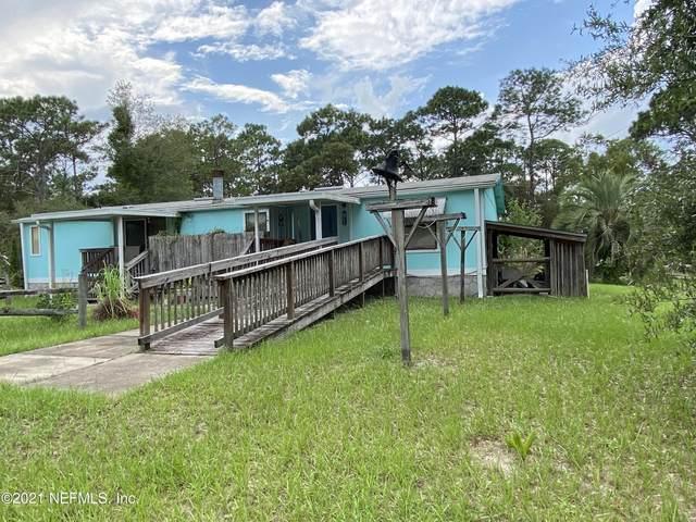 182 Lake Como Dr, Pomona Park, FL 32181 (MLS #1130796) :: The Hanley Home Team