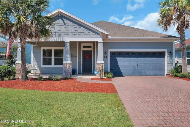 98 Moorings Ct, St Augustine, FL 32092 (MLS #1130797) :: The Collective at Momentum Realty