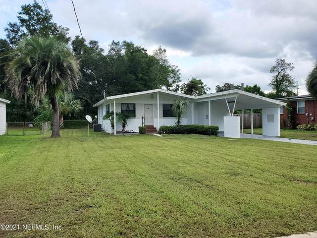 2535 Gaillardia Rd, Jacksonville, FL 32211 (MLS #1130814) :: The Collective at Momentum Realty