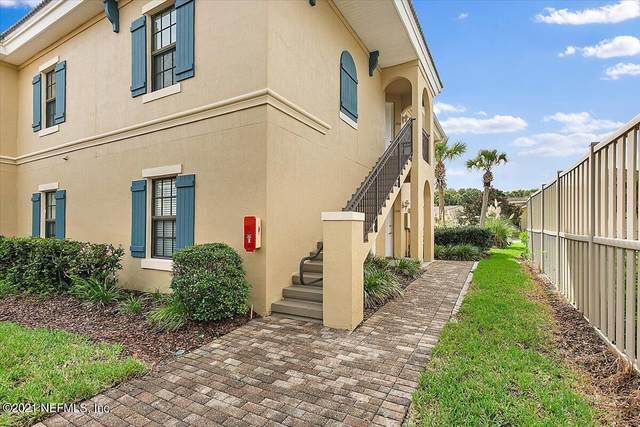 435 La Travesia Flora #204, St Augustine, FL 32095 (MLS #1130860) :: The Randy Martin Team | Compass Florida LLC
