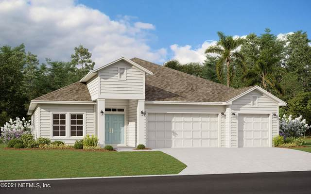 123 Totten Way, St Augustine, FL 32095 (MLS #1130902) :: EXIT Inspired Real Estate