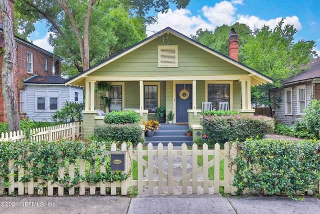 1545 Belmonte Ave, Jacksonville, FL 32207 (MLS #1130926) :: Engel & Völkers Jacksonville