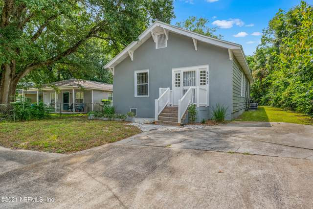 2172 Tuskegee Rd, Jacksonville, FL 32209 (MLS #1130933) :: Bridge City Real Estate Co.