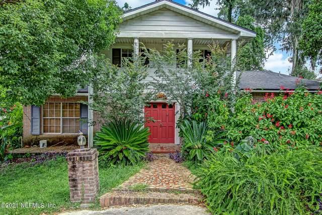 2041 Plantation Dr, Jacksonville, FL 32211 (MLS #1130952) :: Ponte Vedra Club Realty