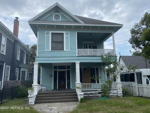129 W 9TH St, Jacksonville, FL 32206 (MLS #1131030) :: The Perfect Place Team