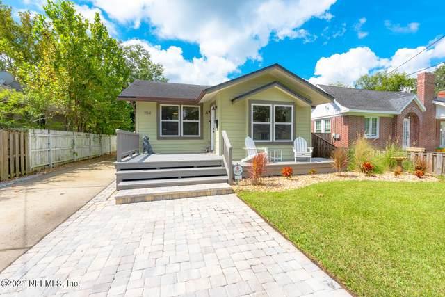 1154 Ingleside Ave, Jacksonville, FL 32205 (MLS #1131050) :: Berkshire Hathaway HomeServices Chaplin Williams Realty