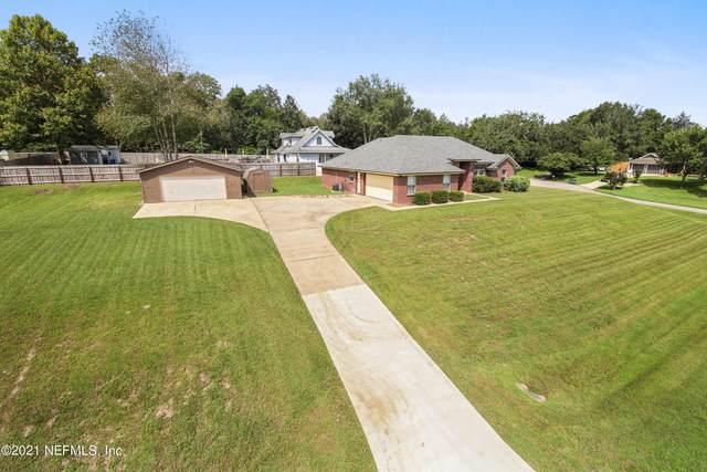 2176 Ginhouse Dr, Middleburg, FL 32068 (MLS #1131139) :: EXIT Real Estate Gallery