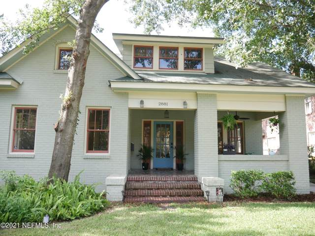 2881 Downing St, Jacksonville, FL 32205 (MLS #1131153) :: Olson & Taylor | RE/MAX Unlimited