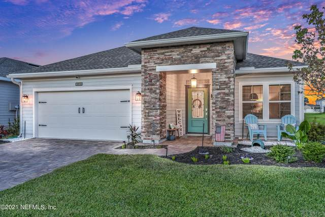 1809 Mathews Manor Dr, Jacksonville, FL 32211 (MLS #1131187) :: Berkshire Hathaway HomeServices Chaplin Williams Realty