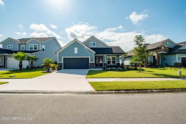 1123 Laurel Valley Dr, Orange Park, FL 32065 (MLS #1131213) :: CrossView Realty