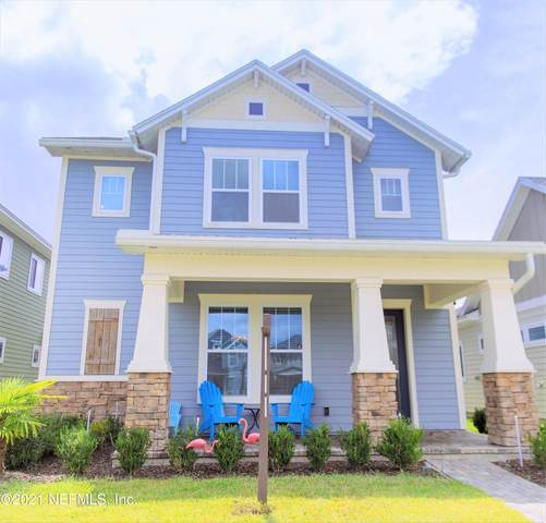 40 Burlcrest Ct, St Augustine, FL 32092 (MLS #1131231) :: The Collective at Momentum Realty