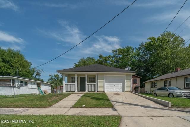 1129 W 30TH St, Jacksonville, FL 32209 (MLS #1131264) :: Berkshire Hathaway HomeServices Chaplin Williams Realty