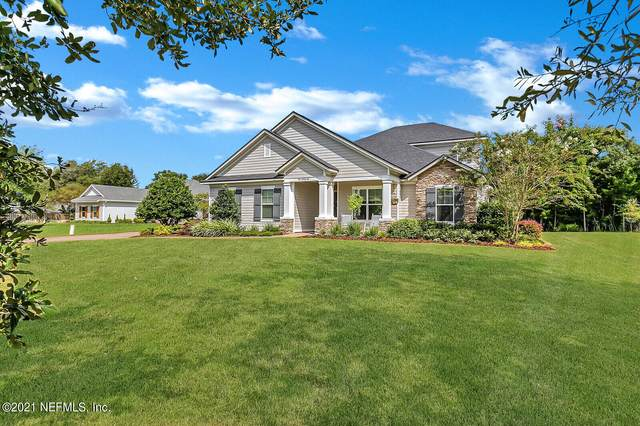 136 Woodcutters Trl, St Augustine, FL 32086 (MLS #1131265) :: EXIT Real Estate Gallery