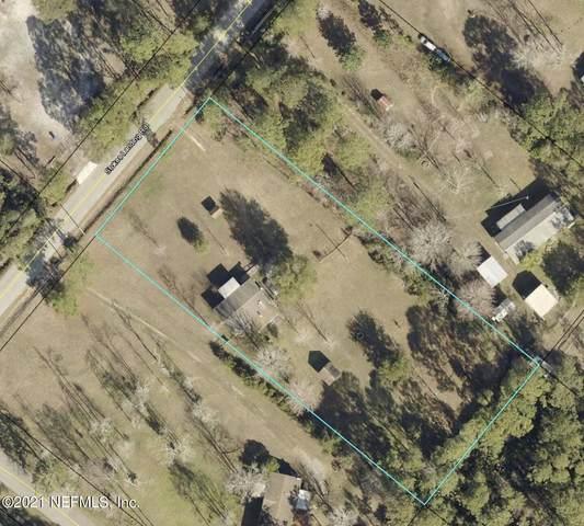 313 Stokes Landing Rd, St Augustine, FL 32095 (MLS #1131269) :: EXIT Real Estate Gallery