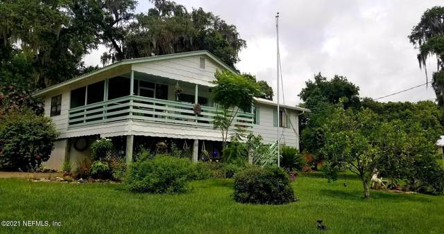 25 N Lake St, Crescent City, FL 32112 (MLS #1131286) :: Ponte Vedra Club Realty