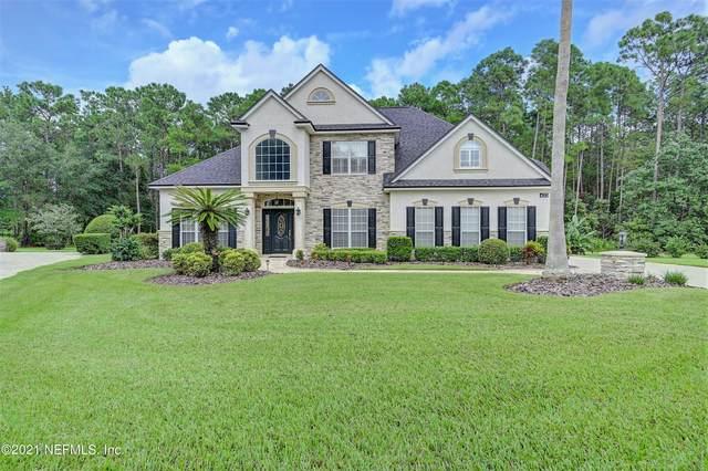 433 Oak Pond Dr, Jacksonville, FL 32259 (MLS #1131289) :: The Newcomer Group