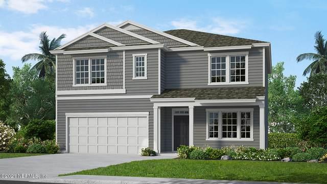 2411 Oak Stream Dr, GREEN COVE SPRINGS, FL 32043 (MLS #1131306) :: Berkshire Hathaway HomeServices Chaplin Williams Realty