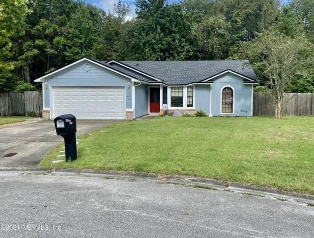 710 Charles Pinckney St, Orange Park, FL 32073 (MLS #1131319) :: The Randy Martin Team | Compass Florida LLC