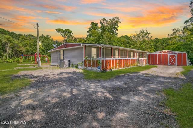 6657 Iralou Rd, Jacksonville, FL 32254 (MLS #1131325) :: The Hanley Home Team