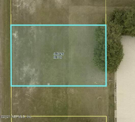 3813 SW 16TH Pl, Cape Coral, FL 33914 (MLS #1131335) :: The Hanley Home Team