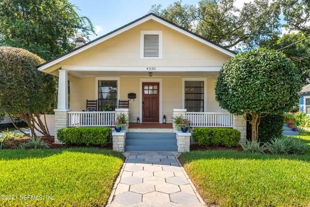 4320 Irvington Ave, Jacksonville, FL 32210 (MLS #1131351) :: Ponte Vedra Club Realty