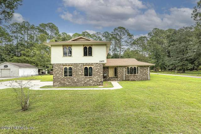 11457 V C Johnson Rd, Jacksonville, FL 32218 (MLS #1131394) :: EXIT 1 Stop Realty