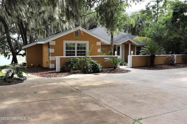 195 SE Lakeview Dr, Keystone Heights, FL 32656 (MLS #1131405) :: EXIT Real Estate Gallery