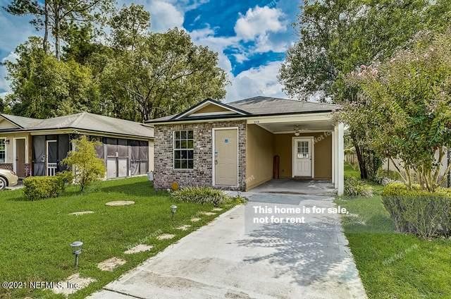 3310 Duane Ave #1, Jacksonville, FL 32218 (MLS #1131410) :: EXIT Real Estate Gallery