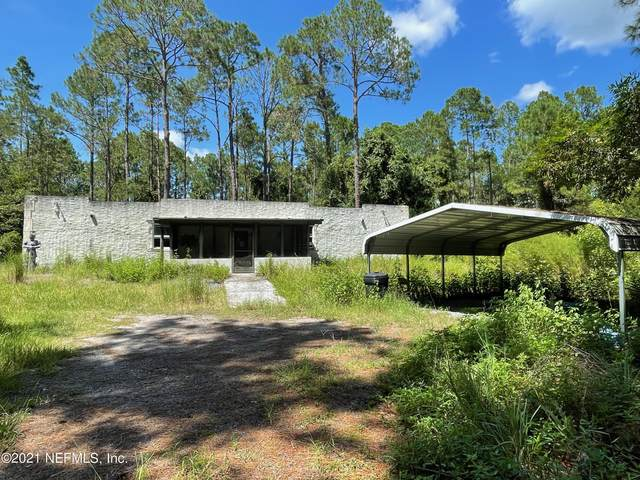 252 Georgetown Denver Rd, Georgetown, FL 32139 (MLS #1131411) :: The Collective at Momentum Realty
