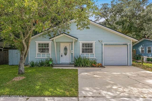 1186 Penman Rd, Jacksonville Beach, FL 32250 (MLS #1131437) :: CrossView Realty