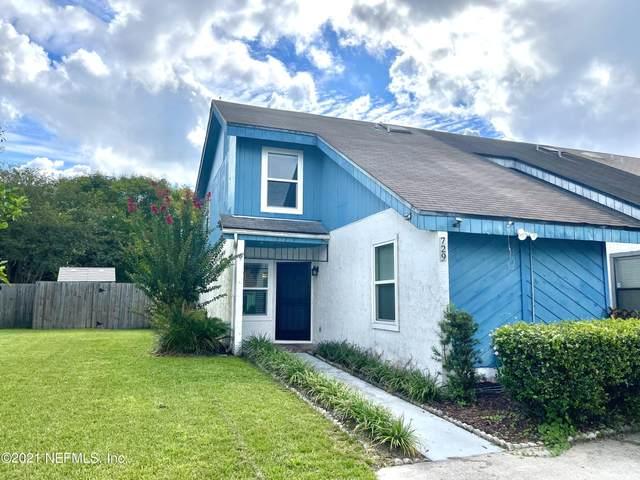 729 Century 21 Dr, Jacksonville, FL 32216 (MLS #1131438) :: Olde Florida Realty Group