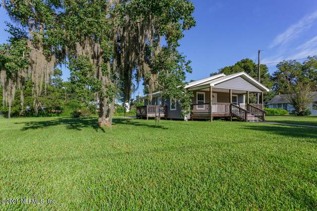 427 N Cherry St N, Starke, FL 32091 (MLS #1131442) :: Berkshire Hathaway HomeServices Chaplin Williams Realty