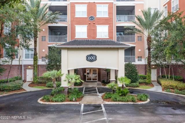 4480 Deerwood Lake Pkwy #626, Jacksonville, FL 32216 (MLS #1131445) :: The Volen Group, Keller Williams Luxury International