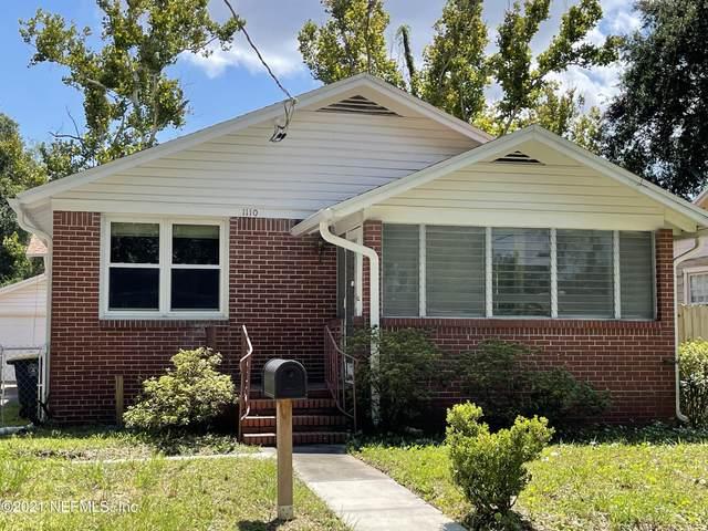 1110 W 12TH St, Jacksonville, FL 32209 (MLS #1131447) :: Bridge City Real Estate Co.