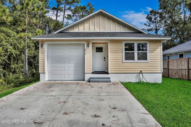 874 Collier Blvd, St Augustine, FL 32084 (MLS #1131457) :: Berkshire Hathaway HomeServices Chaplin Williams Realty