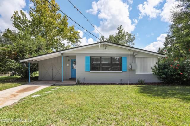 7831 Praver Dr W, Jacksonville, FL 32217 (MLS #1131468) :: 97Park