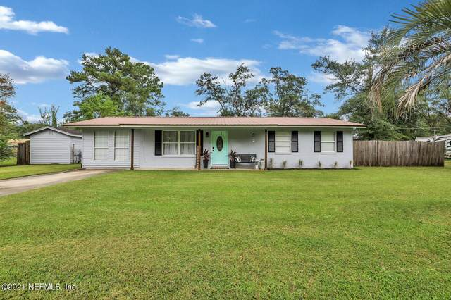 8697 Ben Rowe Cir, Macclenny, FL 32063 (MLS #1131472) :: Park Avenue Realty