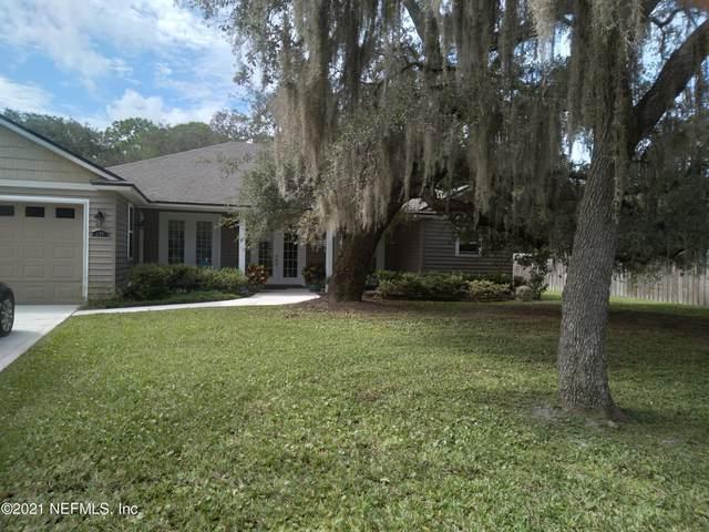 689 Delespine Ave, St Augustine, FL 32084 (MLS #1131485) :: The Volen Group, Keller Williams Luxury International