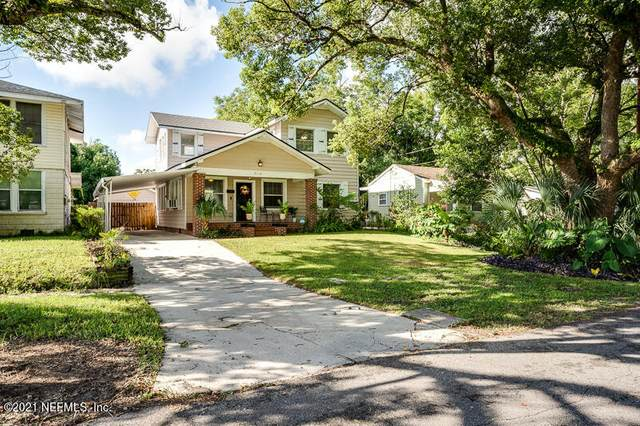 5116 Sunderland Rd, Jacksonville, FL 32210 (MLS #1131536) :: The Collective at Momentum Realty