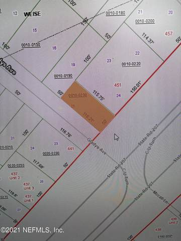 0 207, East Palatka, FL 32131 (MLS #1131558) :: Berkshire Hathaway HomeServices Chaplin Williams Realty