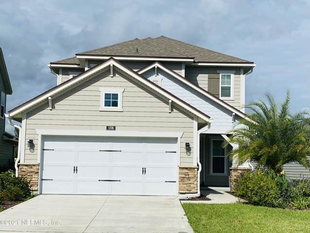 158 Tabby Lake Ave, St Augustine, FL 32092 (MLS #1131560) :: EXIT Real Estate Gallery